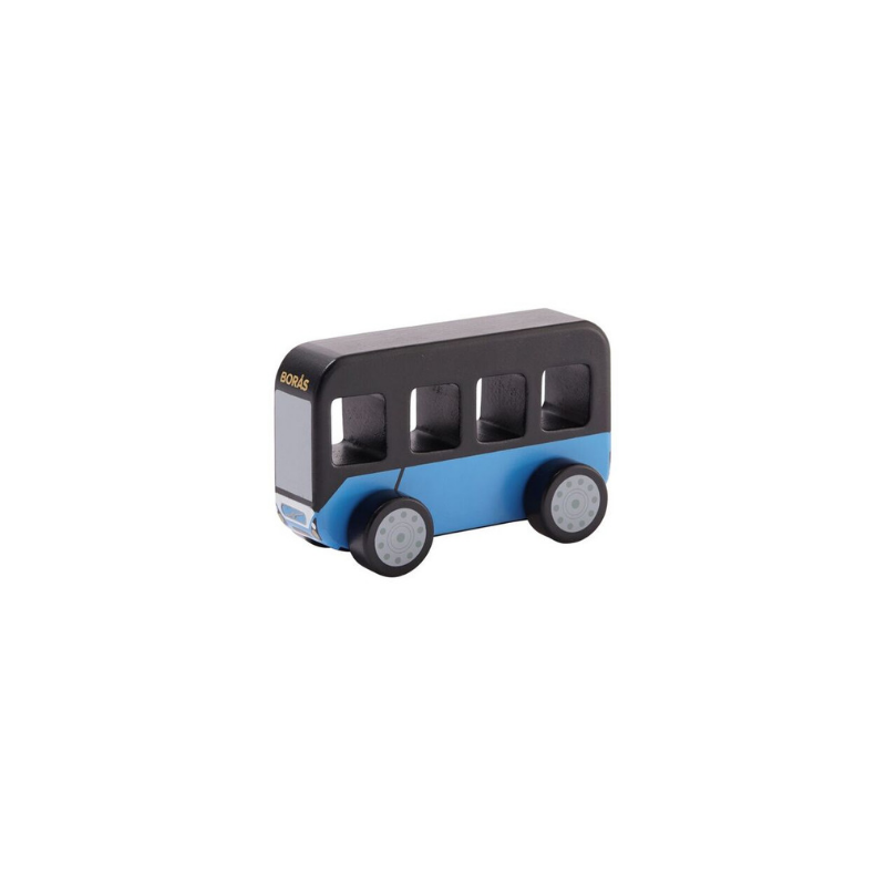Kids Concept Wooden City Bus