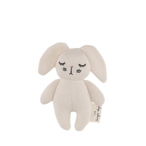Konges Sløjd Mini White Bunny - Dapper Mr Bear - www.dappermrbear.com - NZ