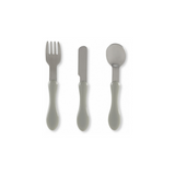 Konges Sløjd Cutlery Set - French Grey - Dapper Mr Bear - www.dappermrbear.com - NZ