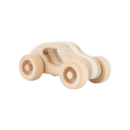 Kubi Dubi Wooden Car - Junior - Dapper Mr Bear - www.dappermrbear.com - NZ