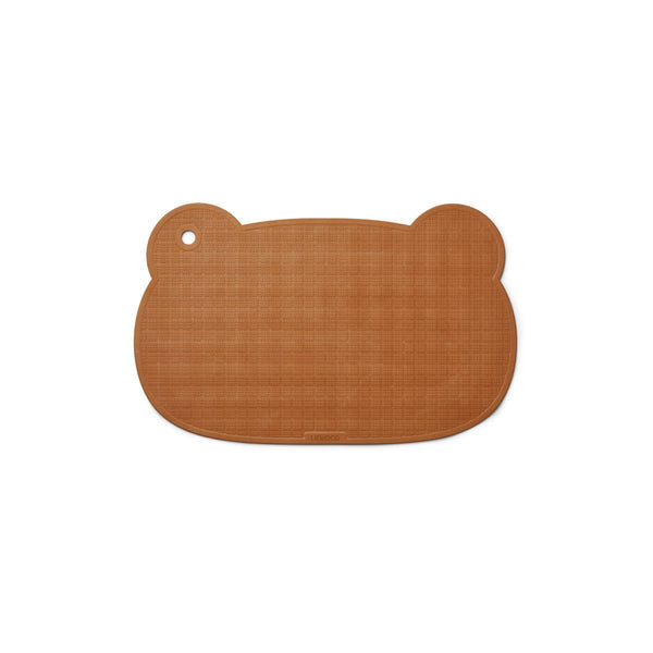 Liewood Sailor Bathmat - Mr Bear Mustard - Dapper Mr Bear - www.dappermrbear.com - NZ