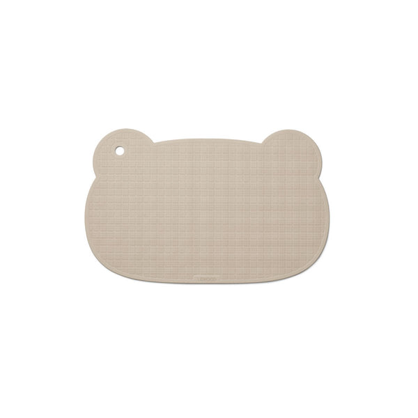 Liewood Sailor Bathmat - Mr Bear Sandy - Dapper Mr Bear - www.dappermrbear.com - NZ