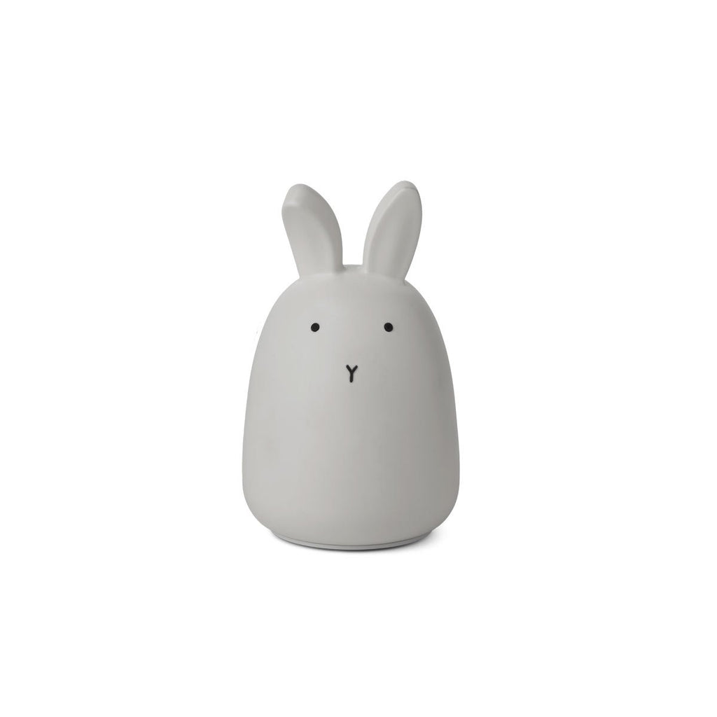 Liewood Winston Night Light - Rabbit Dumbo Grey - Dapper Mr Bear - www.dappermrbear.com - NZ