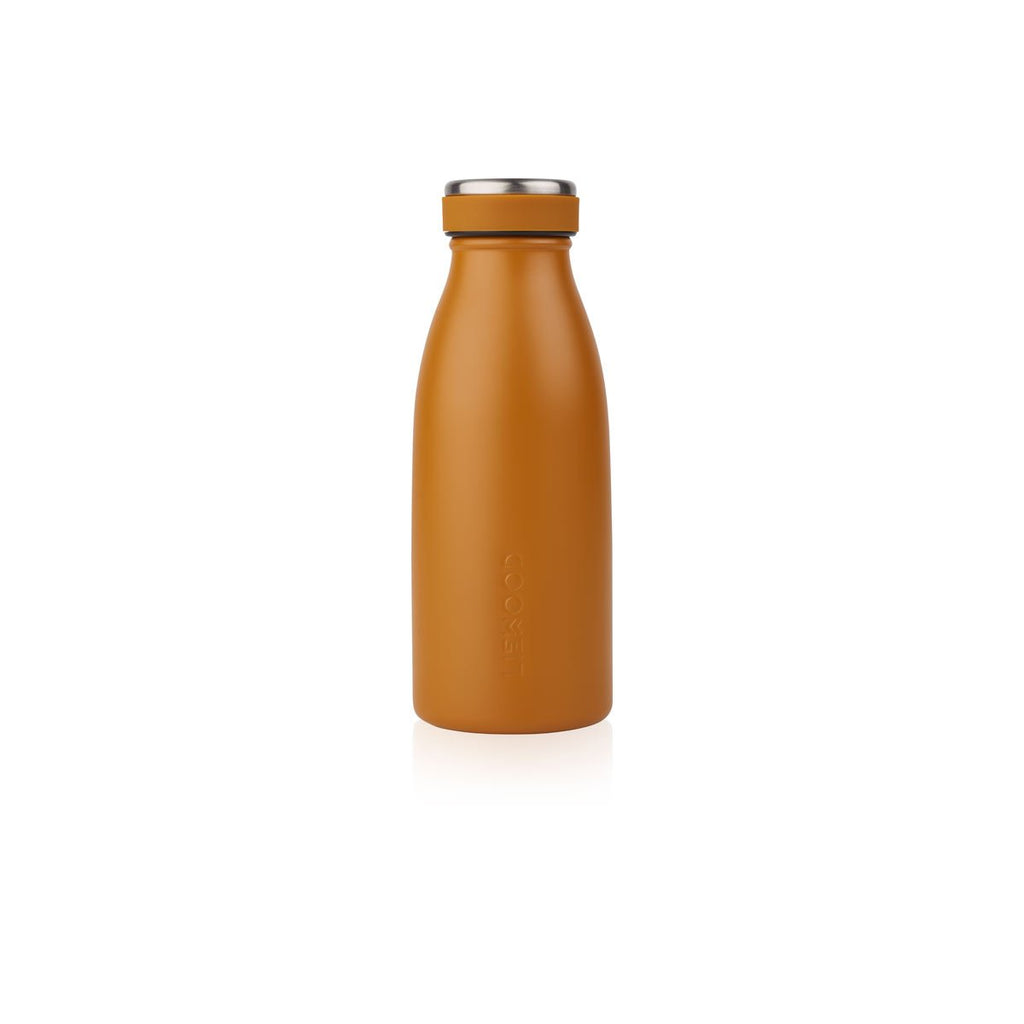 Liewood Estella Water Bottle - Dapper Mr Bear - www.dappermrbear.com - NZ - Mustard