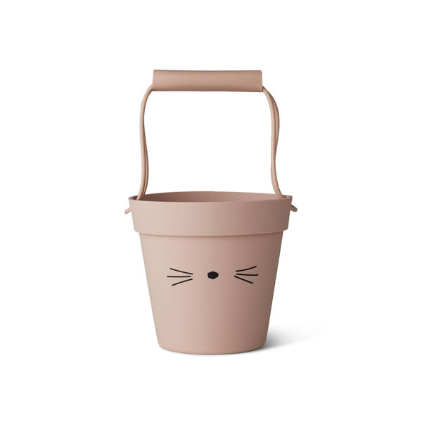 Liewood Bucket - Rose Cat - Dapper Mr Bear - www.dappermrbear.com - NZ