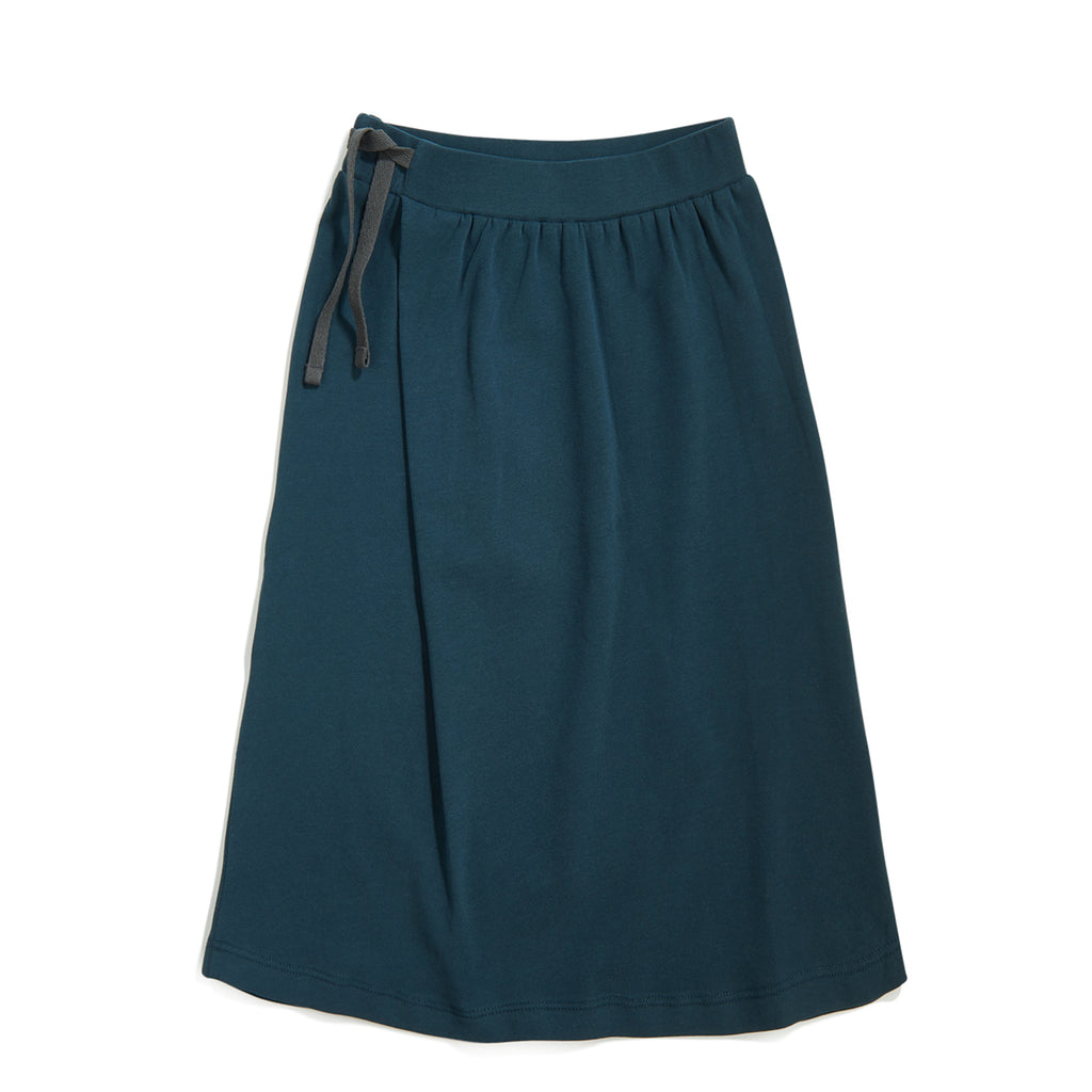 Long Skirt - Deep Teal - Dapper Mr Bear - www.dappermrbear.com - NZ - Phil and Phae