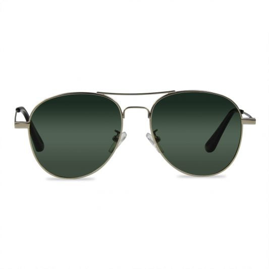 Charlie Sunglasses in Silver