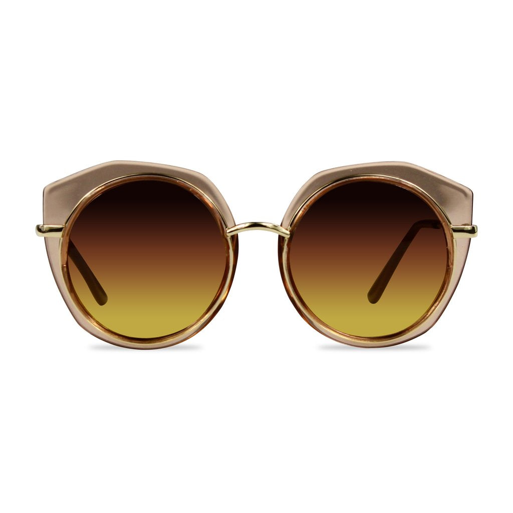 Milla Sunglasses in Brown