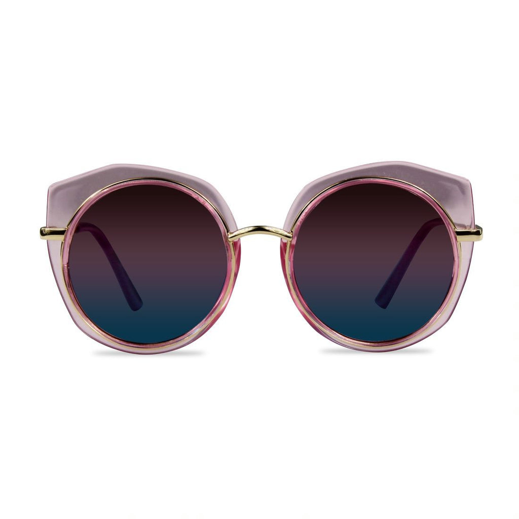 Milla Sunglasses In Pink - Dapper Mr Bear - www.dappermrbear.com - NZ