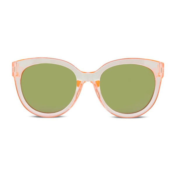 Chely Sunglasses in Orange - Dapper Mr Bear - www.dappermrbear.com - NZ