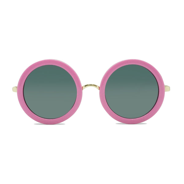 Minista Calina Sunglasses in Pink - Dapper Mr Bear - www.dappermrbear.com - NZ