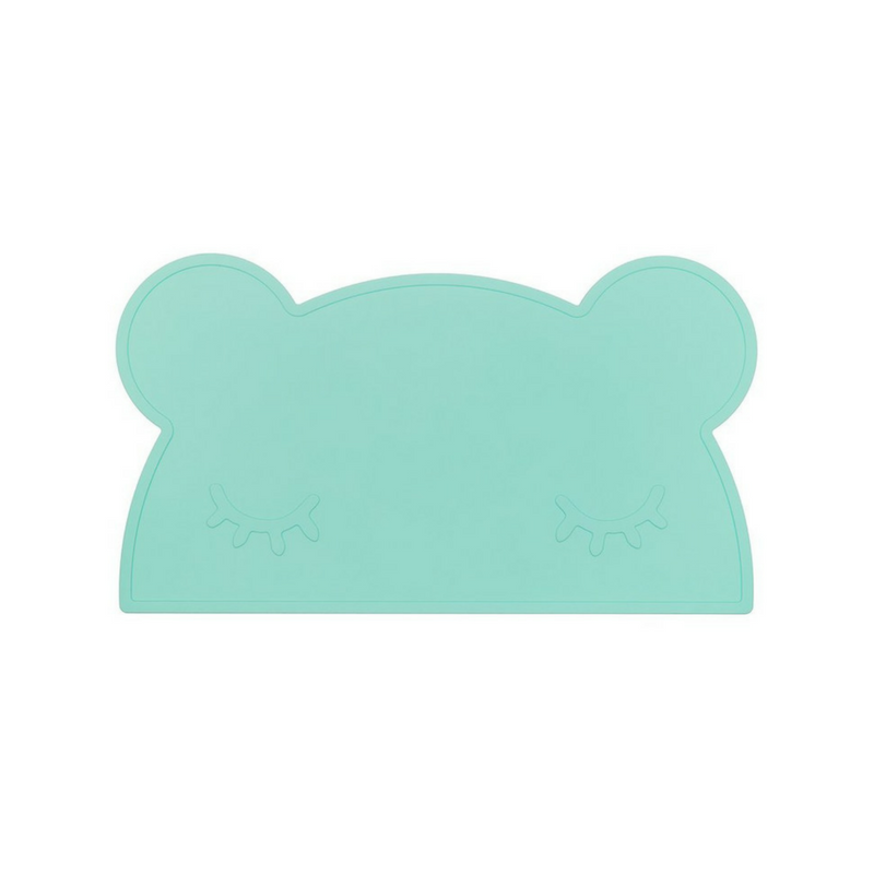 Bear Placie - Minty Green