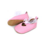 Ballerina Shoes - Morganite - Dapper Mr Bear - www.dappermrbear.com - NZ