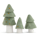 Muskhane Christmas Tree Set - Tender Green - Dapper Mr Bear - www.dappermrbear.com - NZ