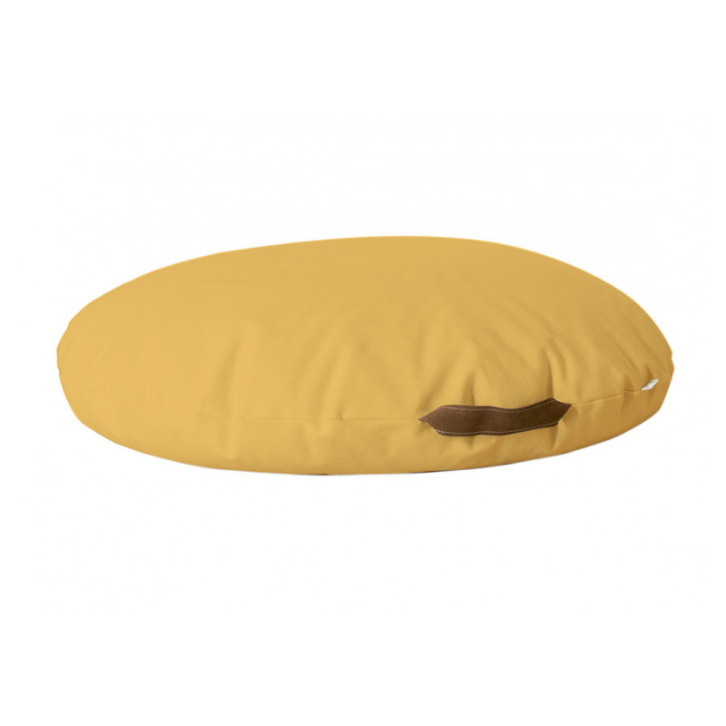 Nobodinoz - Sahara Bean Bag - Farniente Yellow (comes filled) - Dapper Mr Bear - www.dappermbear.com - NZ
