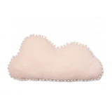 Nobodinoz - Marshmallow Cloud Cushion - Dream Pink - Dapper Mr Bear - www.dappermrbear.com - NZ