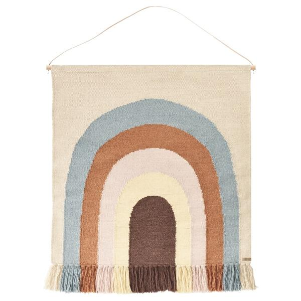 Follow the Rainbow - Wall Hanging