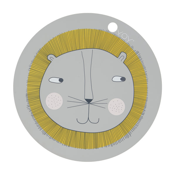 OYOY Lion Placemat