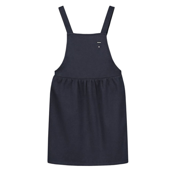Pinafore Dress - Midnight Blue, Gray Label | Dapper Mr Bear