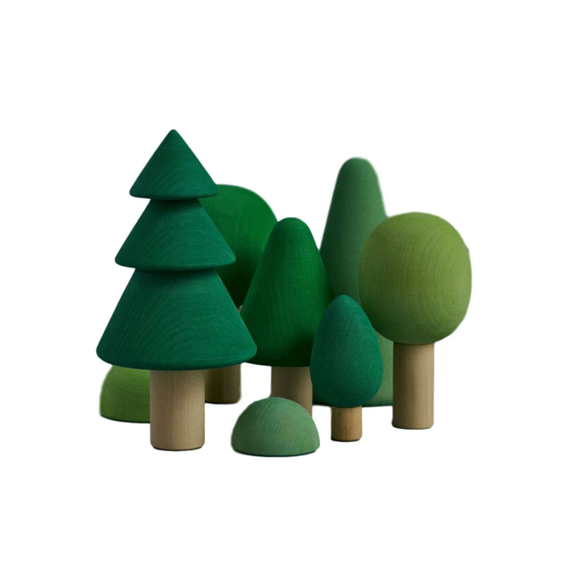 Wooden Forest Set (only 3 left!)