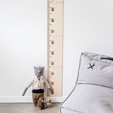 Wooden Height Chart - 2M height
