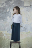 Long Skirt - Deep Teal