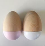 Duo Egg Shakers (five colour options)