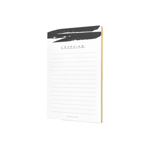 Shopping List - Notepad