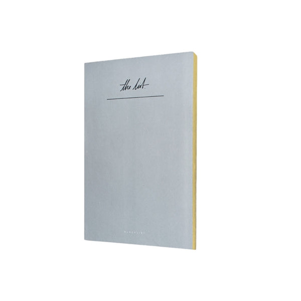 The List - Notepad