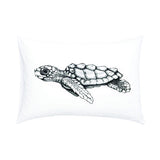 Turtle Pillowcase, Brown Paper Lemon | Dapper Mr Bear