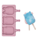 We Might Be Tiny Frosties - Dusty Rose Ice Pop Mould - Dapper Mr Bear - www.dappermrbear.com - NZ