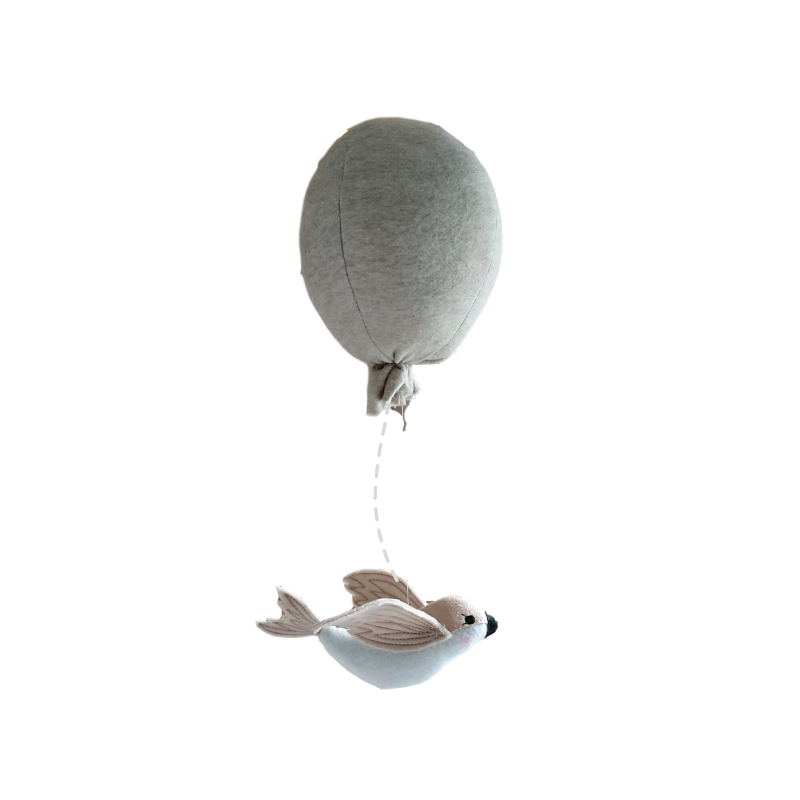 Wonderforest Sparrow Balloon Mobile (only 1 left!)
