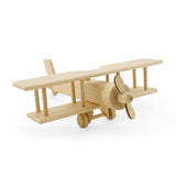 Large Wooden Propeller Plane - Dapper Mr Bear - www.dappermbear.com - NZ