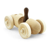 Wooden Toy Racing Car - Dapper Mr Bear - www.dappermrbear.com - Pislik Toys