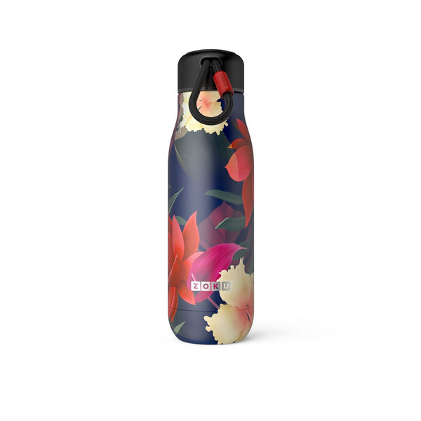 Zoku Stainless Bottle 500ML - Paradise