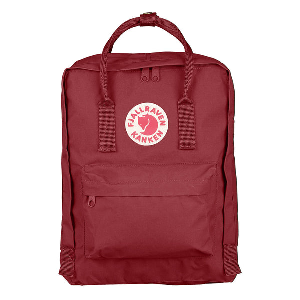 Kanken Classic Backpack - Ox Red - Dapper Mr Bear - www.dappermrbear.com - NZ