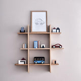 Kids Concept - Bamboo Wall Shelf - Dapper Mr Bear - www.dappermrbear.com - NZ