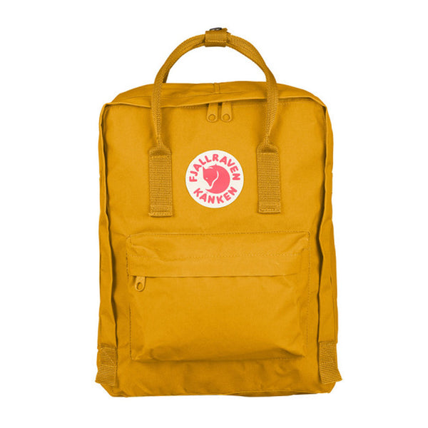 Kanken Classic Backpack - Orche/Mustard - Dapper Mr Bear - www.dappermrbear.com