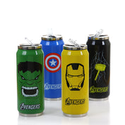 Avengers Themed Thermos - 450ML