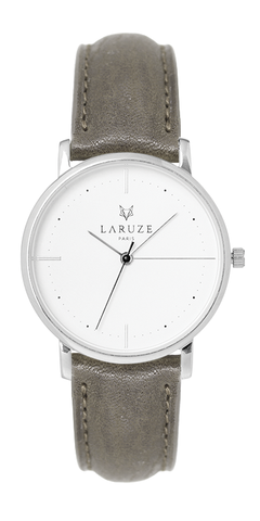 Montre Laruze Anthracite - 40 mm