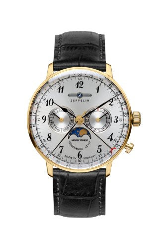 Zeppelin moonphase 7038-1