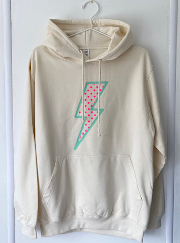 DOT BOLT summer light weight hoodie
