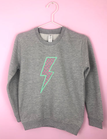 Kids DOT BOLT sweatshirt