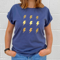 MINI BOLT ROW t shirt