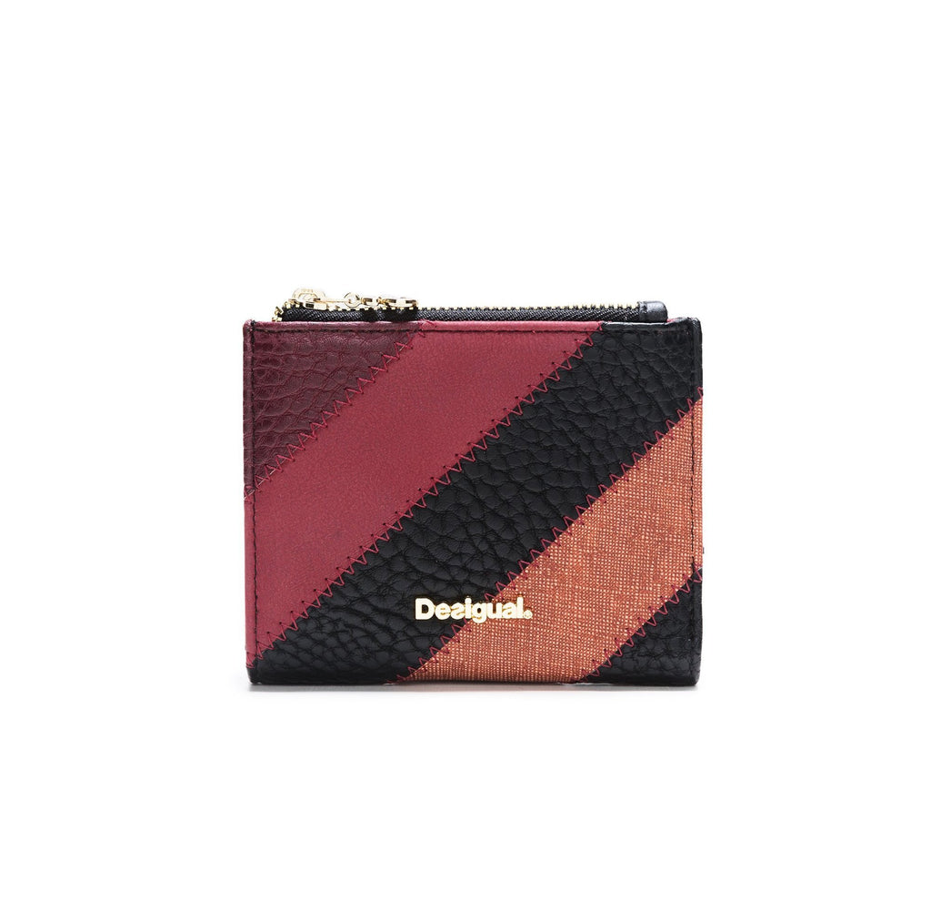 DESIGUAL Wallet Juno Two Zips