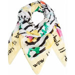 Desigual BW COLOR scarf
