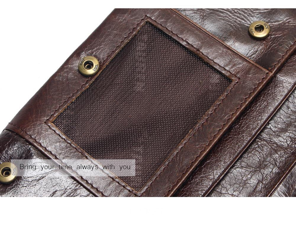 MINOTAUR leather Wallet