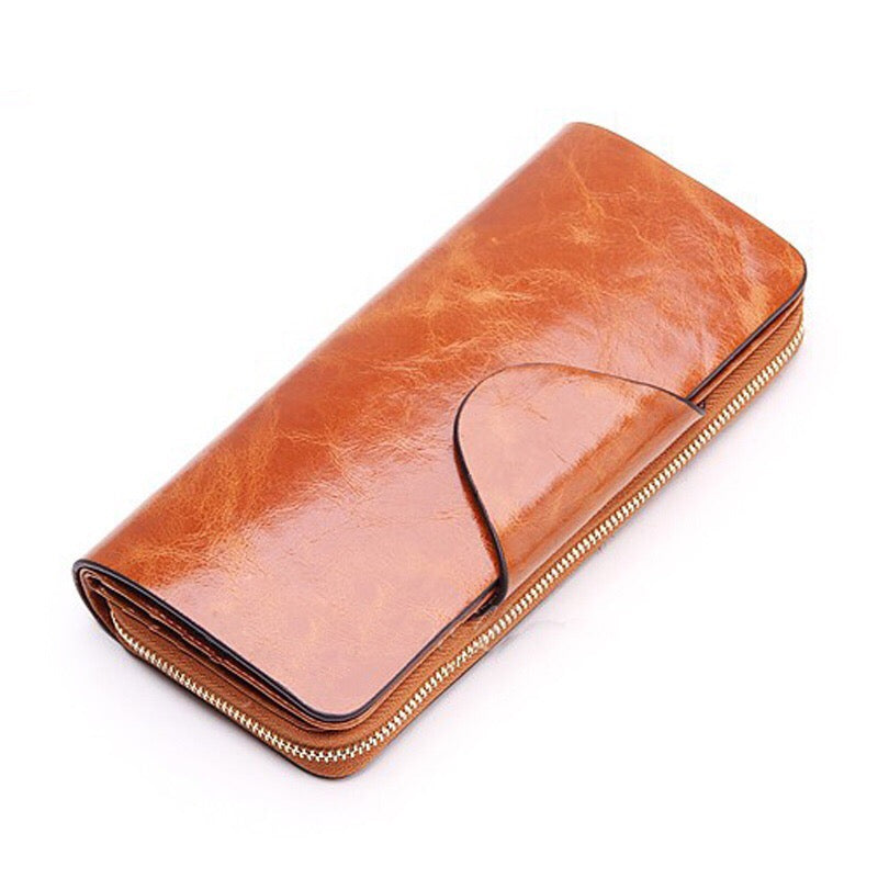 PARKER leather wallet