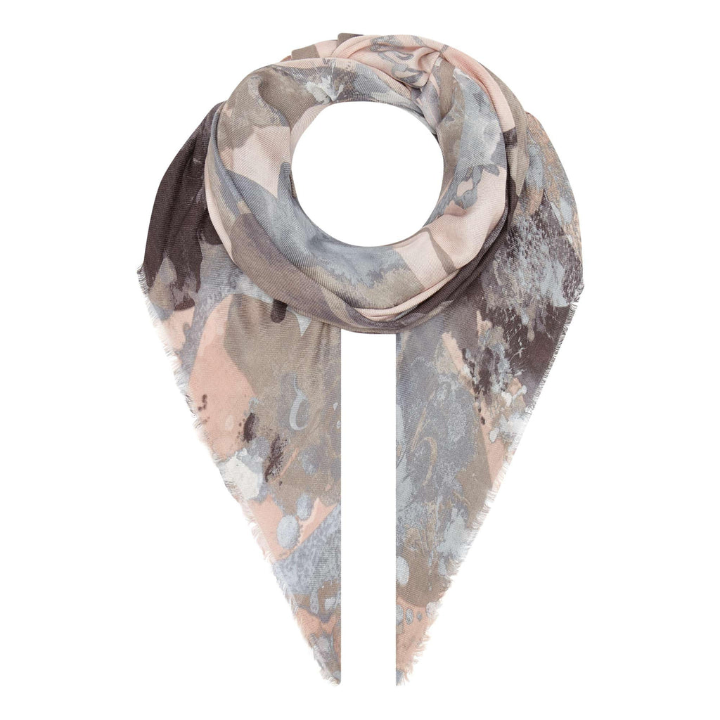GUESS Abstract Scarf