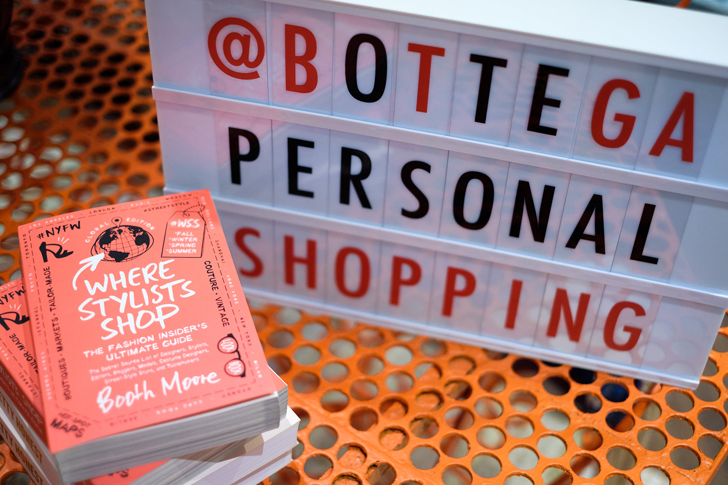Bottega Personal Shopping Services